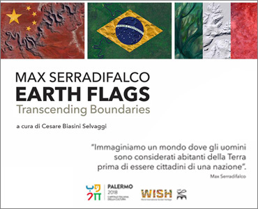 EARTH FLAGS - Max Serradifalco