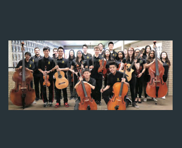 Adlai E. Stevenson High School Tour Orchestra