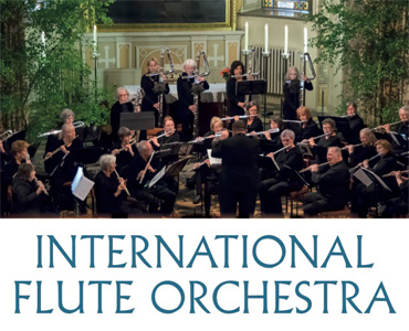 INTERNATIONAL FLUTE ORCHESTRA