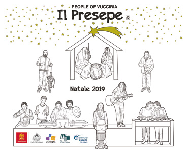 PEOPLE OF VUCCIRIA - IL PRESEPE 2019
